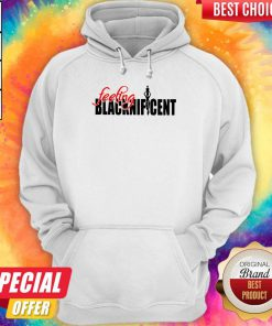 Perfect Feeling Blacknificent Hoodie