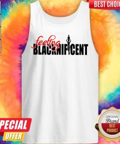 Perfect Feeling Blacknificent Tank Top
