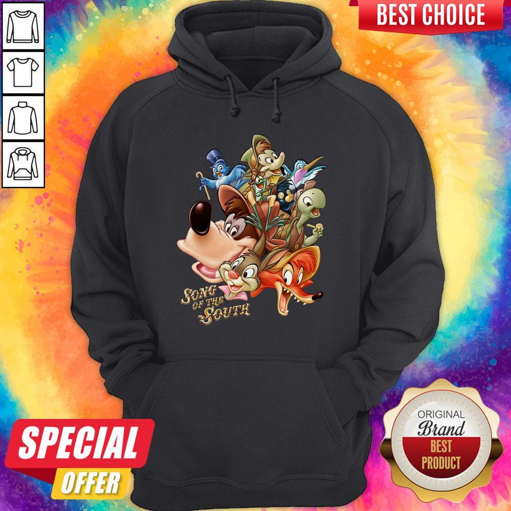 Splash Mountain Song Of The South Hoodie