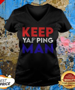 Funny Keep Your Ping Man V-neck