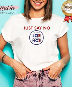 Say No To Joe And The Hoe V-neck