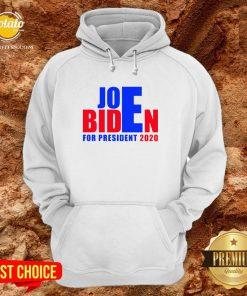Happy For President 2020 Joe Biden Win Trump Hoodie - Design By Effecttee.com