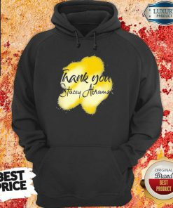 Angry 1 Thank You Stacey Abrams Hoodie