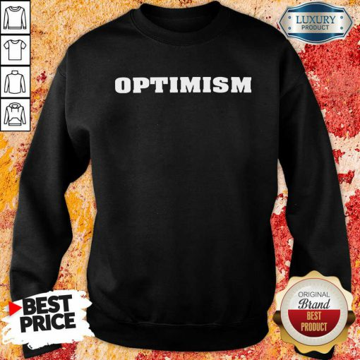 Bored Optimism Sporty And 45 Rich Sweatshirt - Design by Effecttee.com