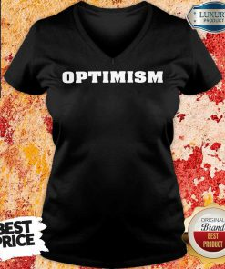 Bored Optimism Sporty And 45 Rich V-neck - Design by Effecttee.com