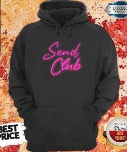 Happy Pink 16 Send Club Hoodie - Design by Effecttee.com
