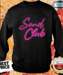 Happy Pink 16 Send Club Sweatshirt - Design by Effecttee.com