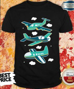 Victimised Planes Airplanes Pilot 23 Aviation Graphic Shirt - Design by Effecttee.com