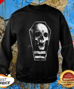 Alternative Aesthetic Goth 5 Strange Unusual Sweatshirt - Design by Effecttee.com